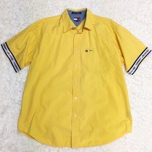 Vintage 90s Tommy Hilfiger Button Down 7F